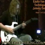 Eddie Van Halen Guitar Solo Techniques by Johnny DeMarco