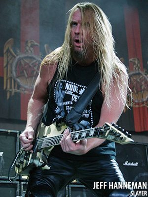 In Memoriam: Jeff Hanneman 1964 – 2013