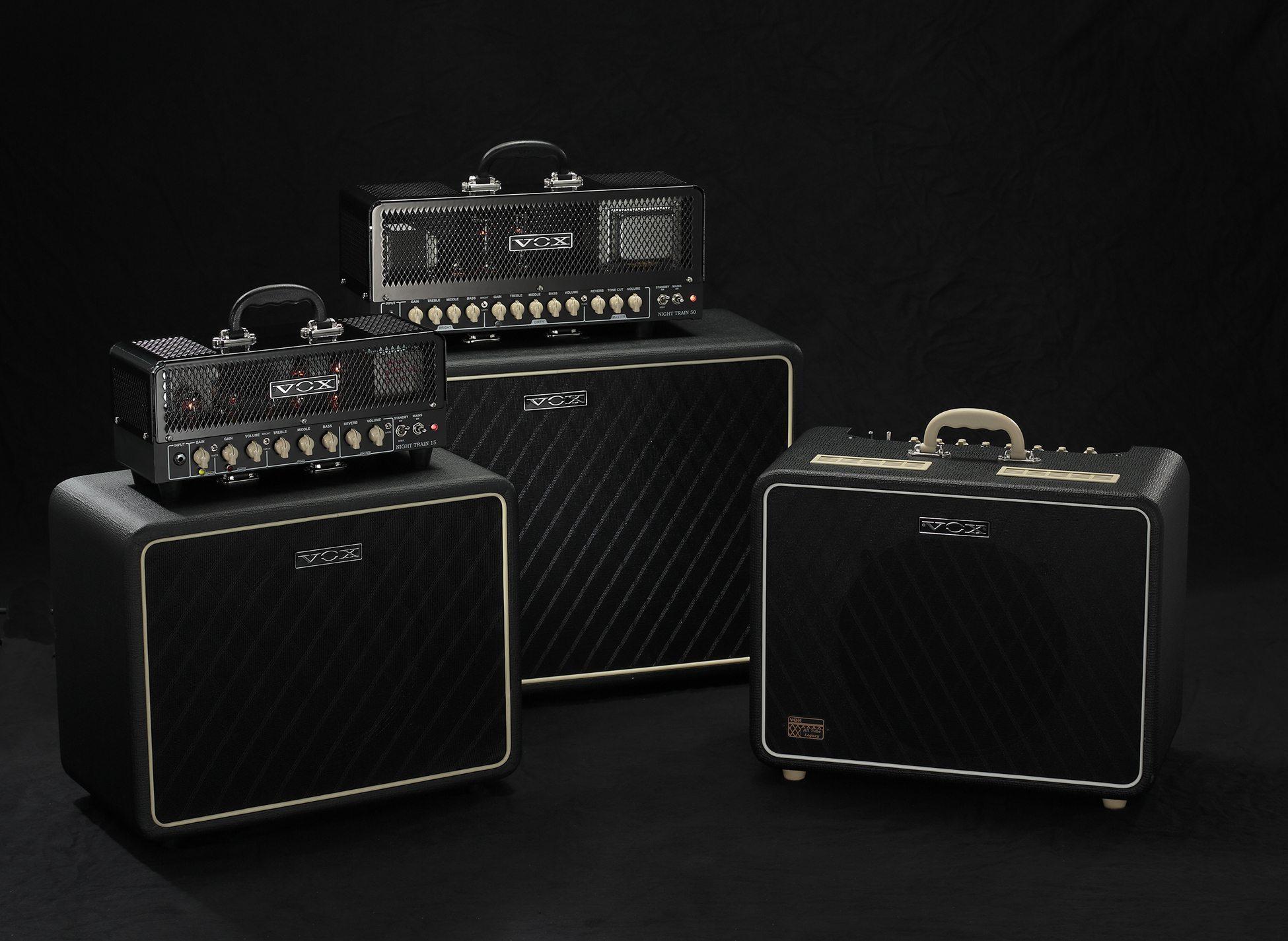 namm 2014 vox night train g2 ac15c1 soundbox mini guitar amplifiers the tone king. Black Bedroom Furniture Sets. Home Design Ideas