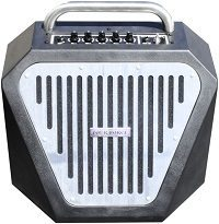 Four Force EM-1 Guitar Amp - BLACK_CHROME