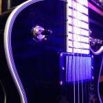 Just a cool pic of a cool guitar!