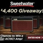 Win an AC15 from Sweetwater!