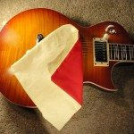 How Inspiration Fosters Innovation: Roadie Rag, The Humble Guitar Polishing Cloth Elevated