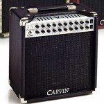 Technicolor: Carvin Amplifiers Expands Custom Color Amp Options