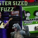 Monster Size FUZZ by Hovercraft Amps!  IONOSTROFEAR 2.5