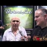 Best NAMM Interview yet.  Baroni Lab!  KILLER AMPS too!!!