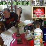 Complete Clean & Restring - Unedited How-To for Guitarists!