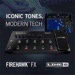Iconic Tones, Modern Tech - Line 6 Firehawk FX