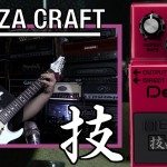 BOSS Delay WAZA CRAFT DM-2w - Demo & Review