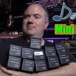 DONNER MINI PEDALS - LOTS OF THEM!!