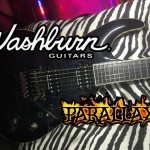 Washburn Parallaxe Guitar Review · PXS20FRTBB