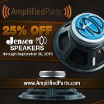 Killer Deal on Jensen Speakers