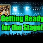 Getting Ready for the Stage - Guitar Gear Tech Talk Sept 2015