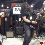 MV Pro Audio - MC Systems Pedals feat. Tommy Bolan - Winter NAMM 2016