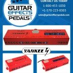 Yankee Pedal Power Supply